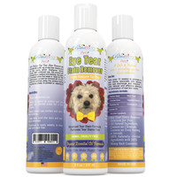 Natural Tear Stain Remover For Dogs Organic Essential Oil Formula. Works Fast.