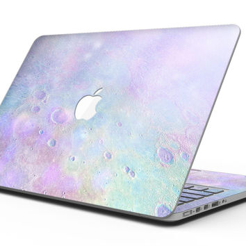 The Tie-Dye Cratered Moon Surface - MacBook Pro with Retina Display Full-Coverage Skin Kit