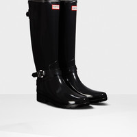 Women's Original Refined Adjustable Tall Gloss Rain Boots