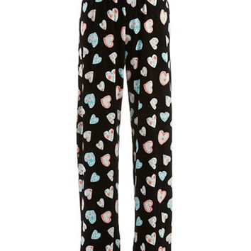 Hue Heart Pajama Pants