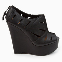 Save the World Wedge $44