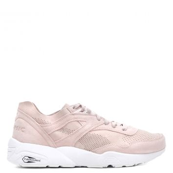 PUMA R698 Soft - PINK/DOGWOOD WHITE - Animal Tracks Onlineshop