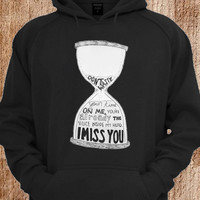 blink 182 hour glass Hoodie For Unisex Size Hoodie
