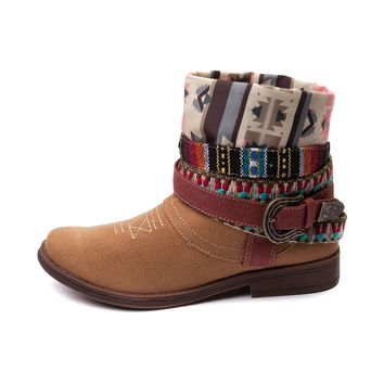Womens TigerBear Republik Can You Dig It Boot, Tan | Journeys Shoes