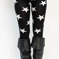 MACA Clothe · Star Print Leggings