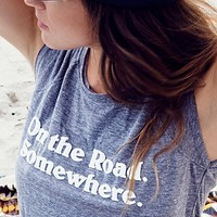 We The Free Womens We The Free Road Tee