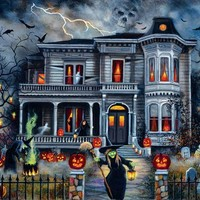 Witching Hour 500pc Jigsaw Puzzle
