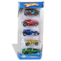 Hot Wheels 5 Car Gift Pack - Custom Car Show