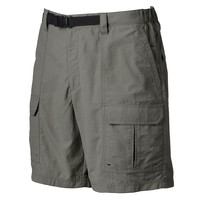 Croft & Barrow Traveler Belted Performance Cargo Shorts with Swim Liner - Men, Size: