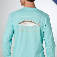 Redfish | Long Sleeve TShirt | Southern Tide