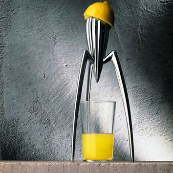 Juicy Salif Citrus Squeezer, Alessi Juicy Salif Citrus Squeezers | YLiving