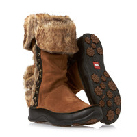 The North Face Jozie II Boots - Camel Brown/TNF Black