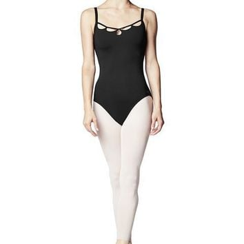 Mesh Back Cami Leotard L9807 by Bloch