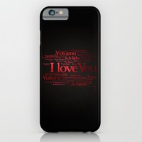 Only love 2 iPhone & iPod Case by Ylenia Pizzetti | Society6