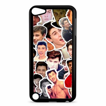 Shawn Mendes Collage 2 1 iPod Touch 5 Case