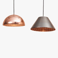 Rivet Suspension Lamp