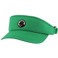 Frat Visor in Green by Southern Proper