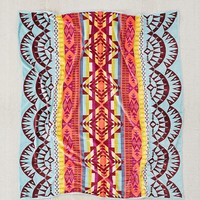 Pendleton Point Reyes Towel For Two Oversized Towel   Urban Outfitters