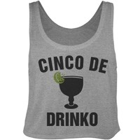 Cinco de Drinko Jumbo!