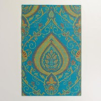 Desert Paisley Rio Indoor-Outdoor Mat