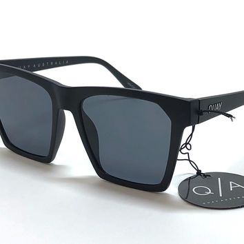 b4c9d1fd46d QUAY AUSTRALIA Alright Black Oversized Sunglasses