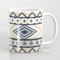 AZTEC Mug by Oksana Smith