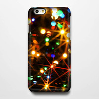 Christmas Lights iPhone 6 Case/Plus/5S/5C/5/4S Protective Case #187
