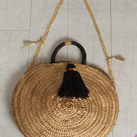 Mediterranean Handicraft: Straw accessories by MedHandicraft
