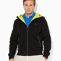 Polo Ralph Lauren Big & Tall Fleece Contrast Hoodie - Polo Black