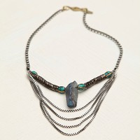 Free People Paint The Sky Statement Necklace