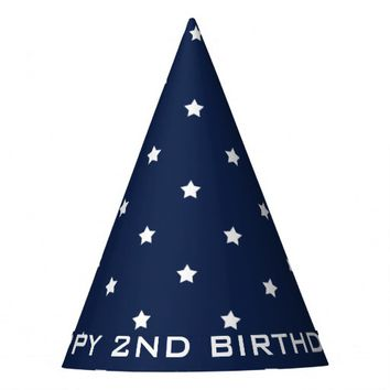 MAGICAL STARRY NIGHT PARTY HAT