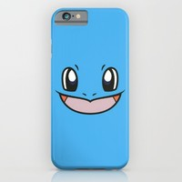 squirttle; iPhone & iPod Case by Pink Berry Patterns