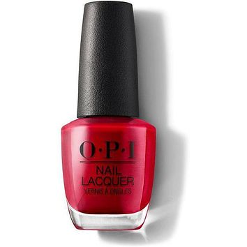 OPI Nail Lacquer - The Thrill of Brazil 0.5 oz - #NLA16
