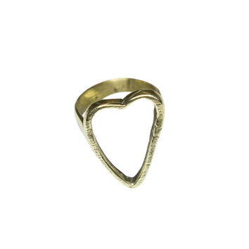 The Open Your Heart Ring