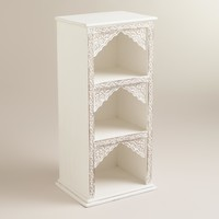 Whitewash Mehrab Cabinet - World Market