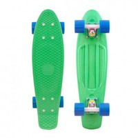 Penny Skateboards USA Penny Organics Turquoise Blue - PENNY ORGANIC - SHOP ONLINE
