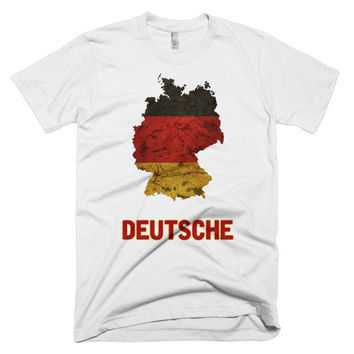 The Deutsche Flag T-Shirt