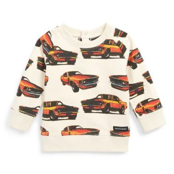 Rock Your Baby Eat My Dust Sweatshirt (Baby Boys) | Nordstrom
