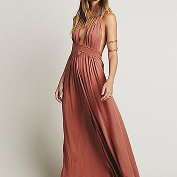 Womens Look Into the Sun Maxi