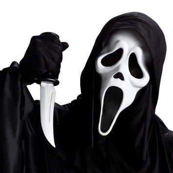Ghost Face Mask W-knife