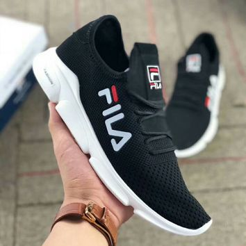 FILA 2018 summer new comfortable casual sports couple running shoes F-A50-XYZ