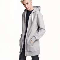 H&M Long Hooded Jacket $29.99