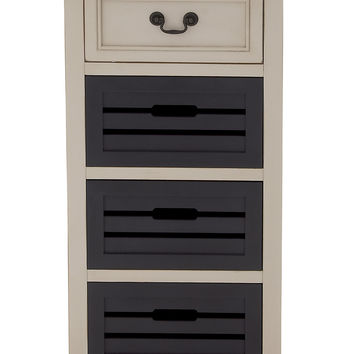 Exquisite and Elegant Wood Tall Dresser