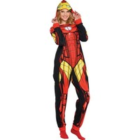 Adult Iron Man One Piece Pajama