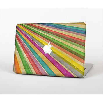 The Vintage Downward Ray of Colors Skin for the Apple MacBook Air 13""
