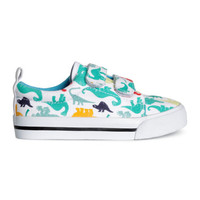 H&M Patterned Sneakers $14.95