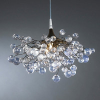 Ceiling lamp, Transparent bubbles , designer lampshade