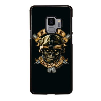 US MARINE CORPS USMC Samsung Galaxy S4 S5 S6 S7 S8 S9 Edge Plus Note 3 4 5 8 Case Cover