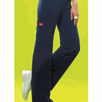 Dickies Xtreme Stretch Junior Fit Elastic Waist Pull On Pant Scrubs | MyNursingUniforms