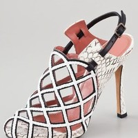Derek Lam Soma High Heel Sandals | SHOPBOP